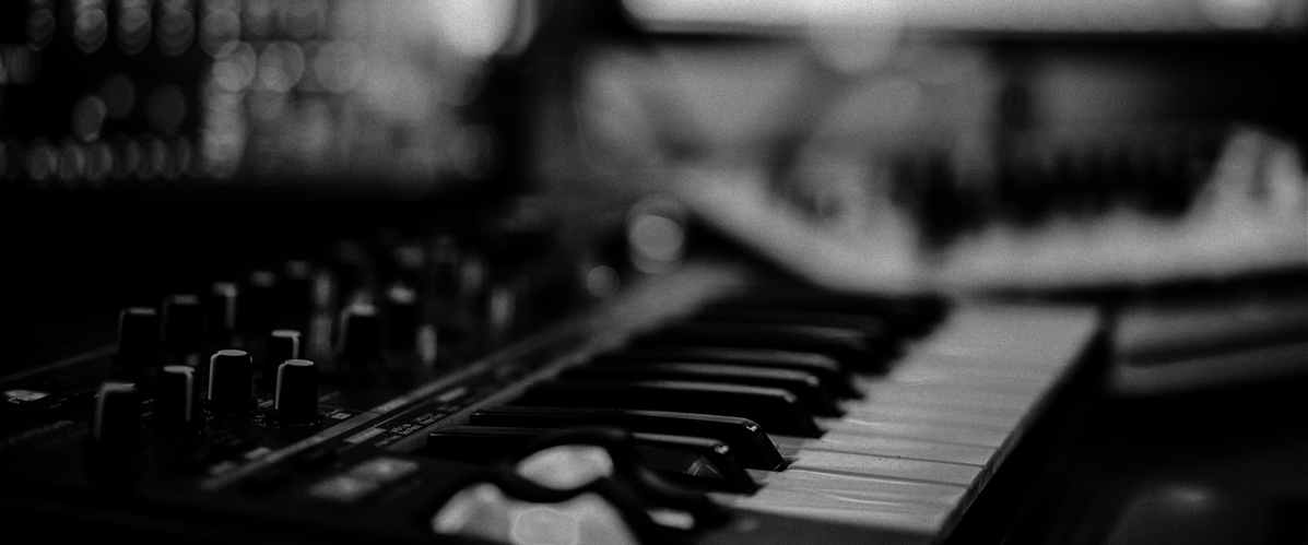 Sounddesign im Tonstudio